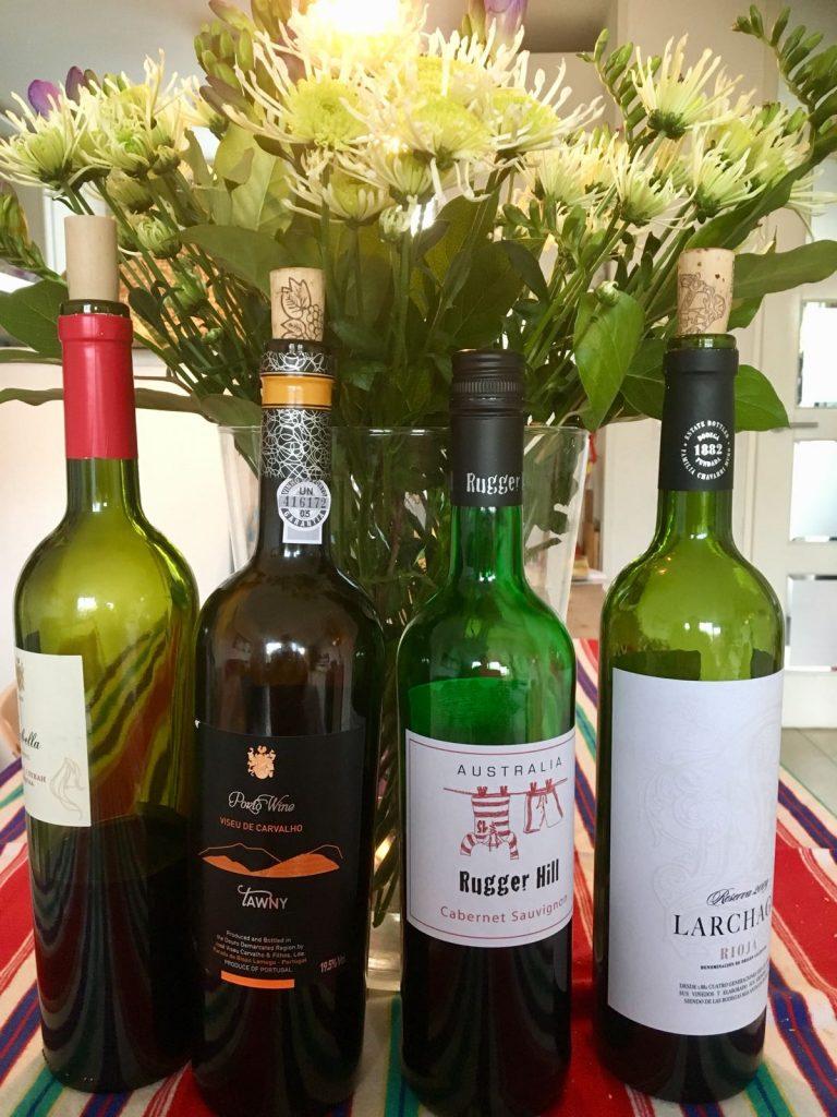 wijnproeverij kasteelhoeve, wijn