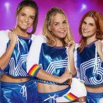 Plopsa WHOPPA! Dit weekend komen de meiden vanK3een feestje bouwen inPlopsa Indoor Coevorden! Ben jij er bij?