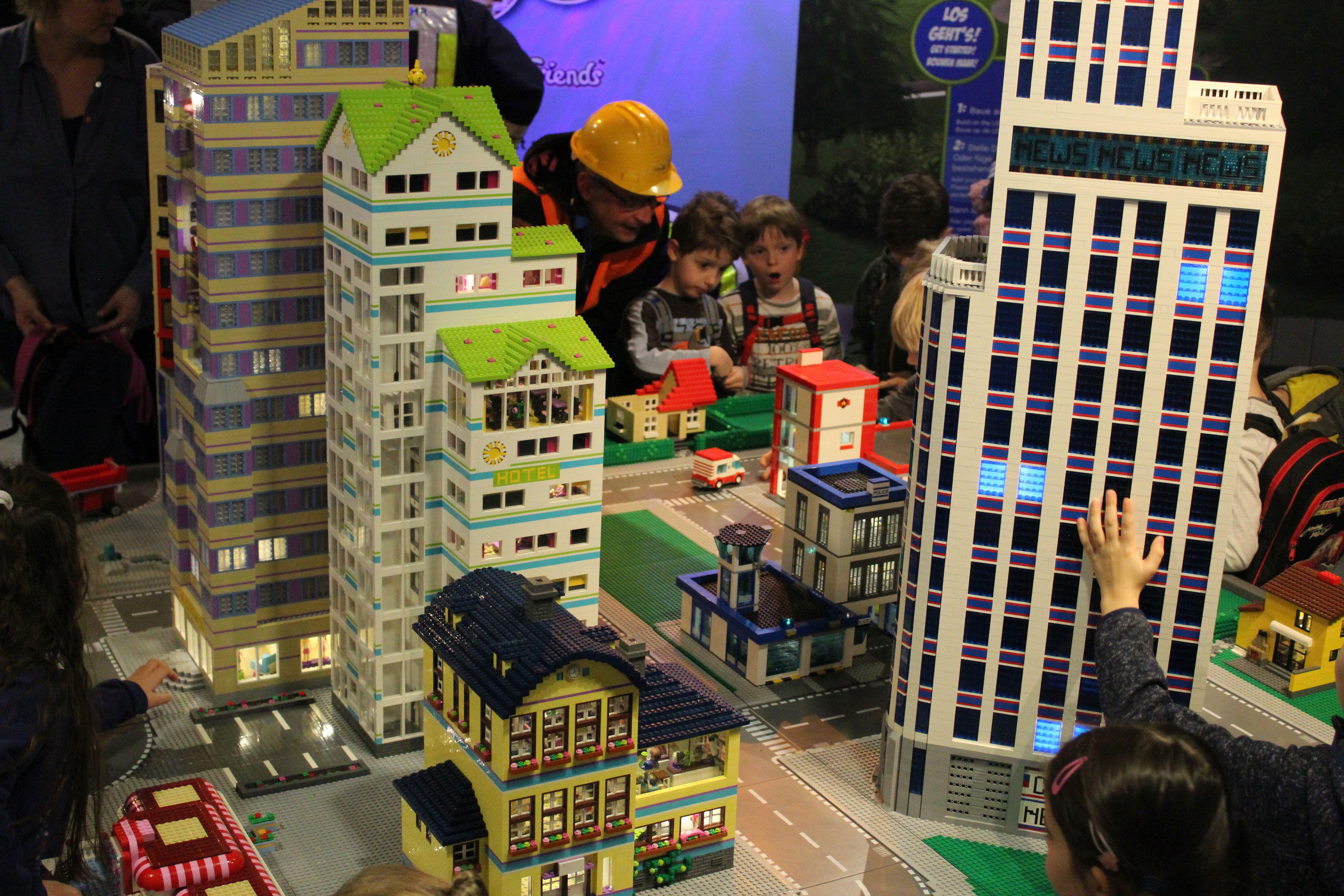 legoland sealife Legoland Discovery Centre