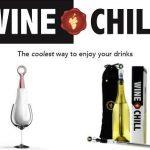 WINECHILL original het ultieme cadeau voor manlief, onze wijnliefhebber