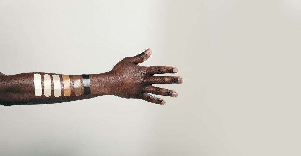 Huidskleur pleisters: Eindelijk is het zover! NASF lanceert pleisters in zes huidskleuren