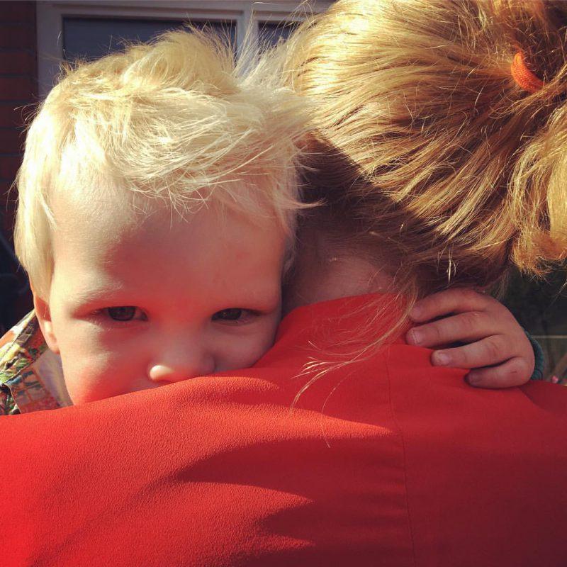 Free hugs deze Wereld Knuffeldag