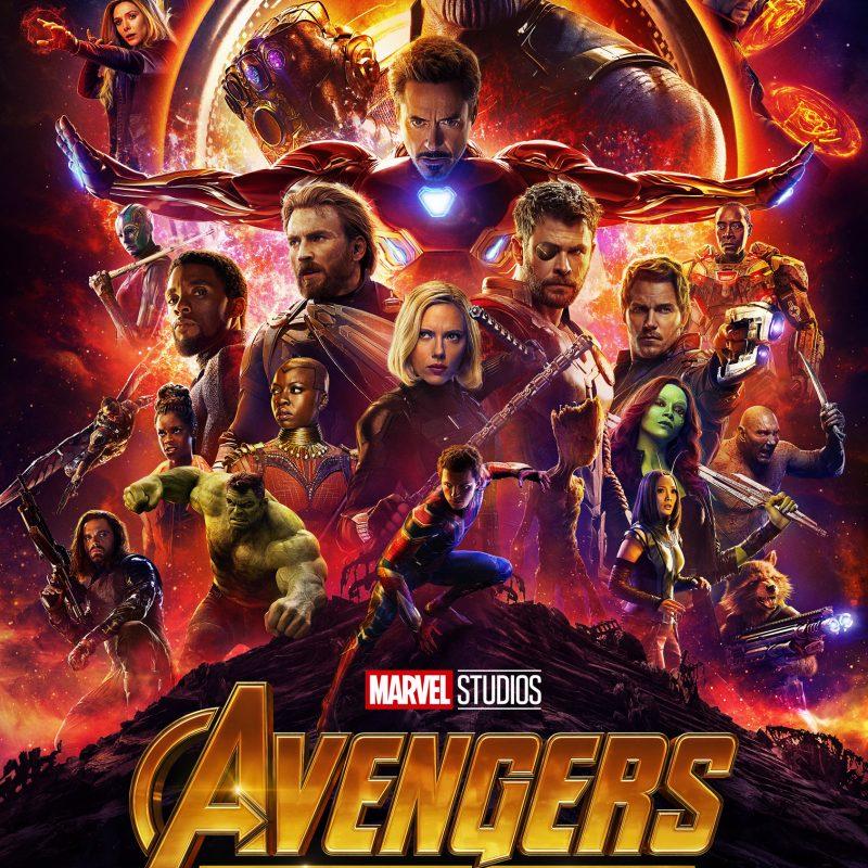 Avengers: Infinity War. De spanning komt tot een hoogtepunt. Denise vertelt er alles over
