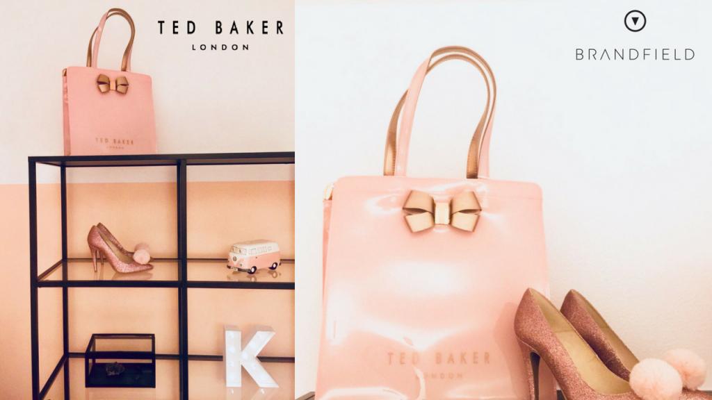 Ted Baker brandfield