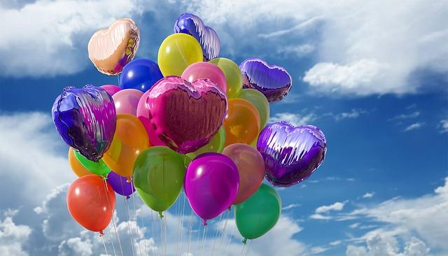 wattenstaafjes ballonnen