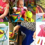 Baby Born Play&Fun BBQ set een groot succes bij de kinderen! Het is weer tijd voor de zomer, zon en veel BBQ-feestjes