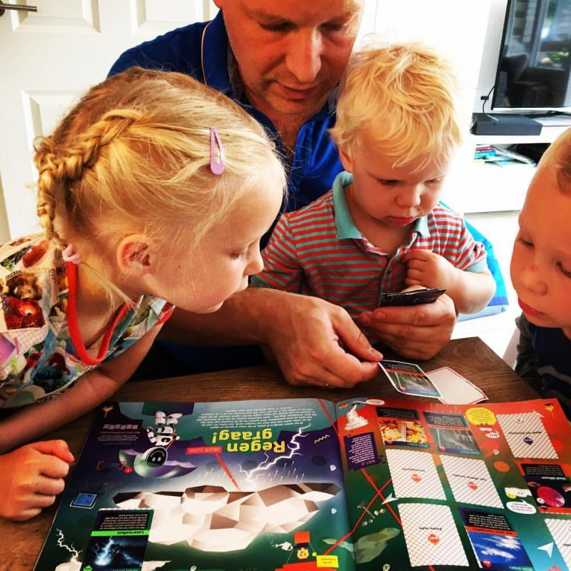 JUNI, de maand begint met Jurassic World, Casper en Emma, kinderfeestjes en vakantie!!!!