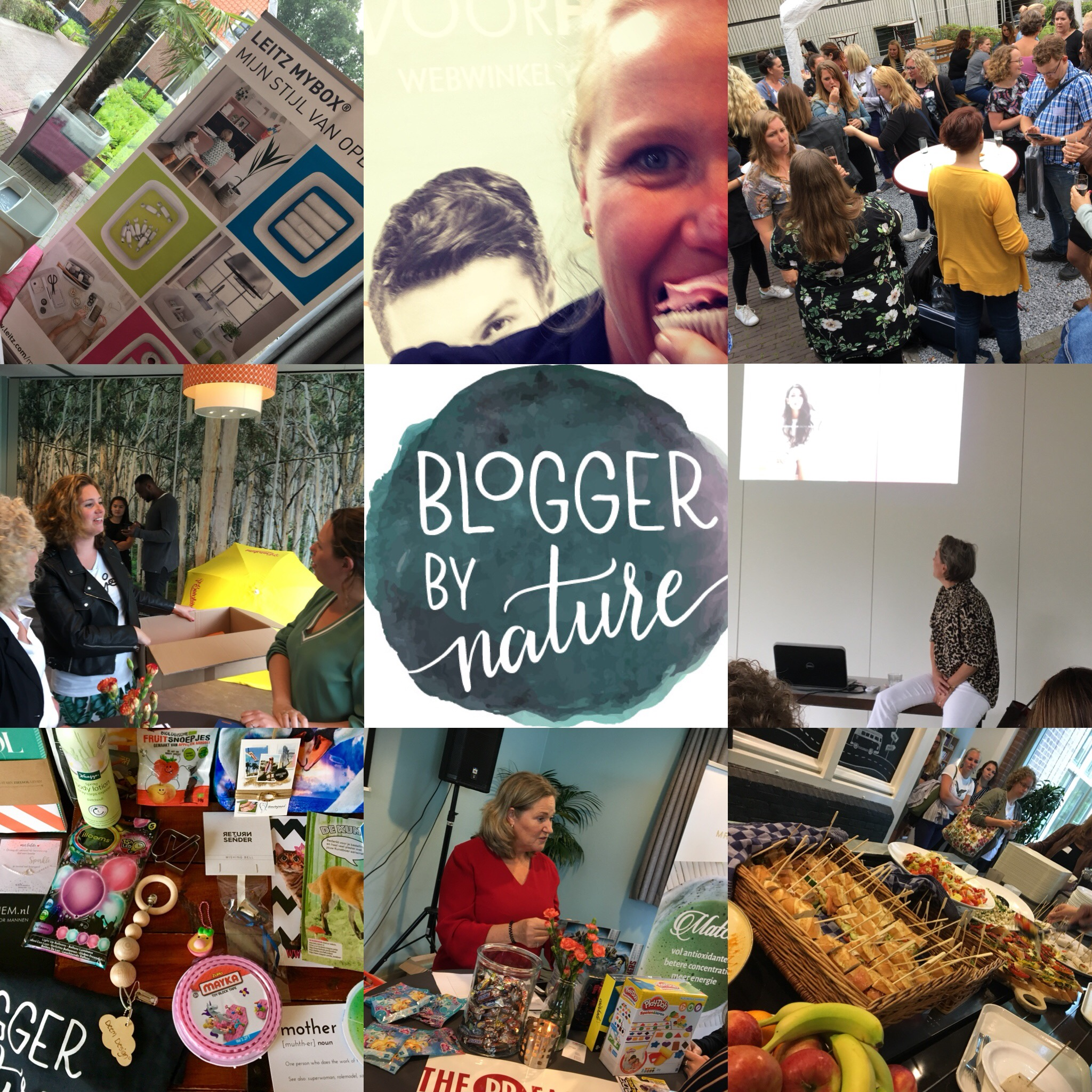 Blogger by nature BV Familie
