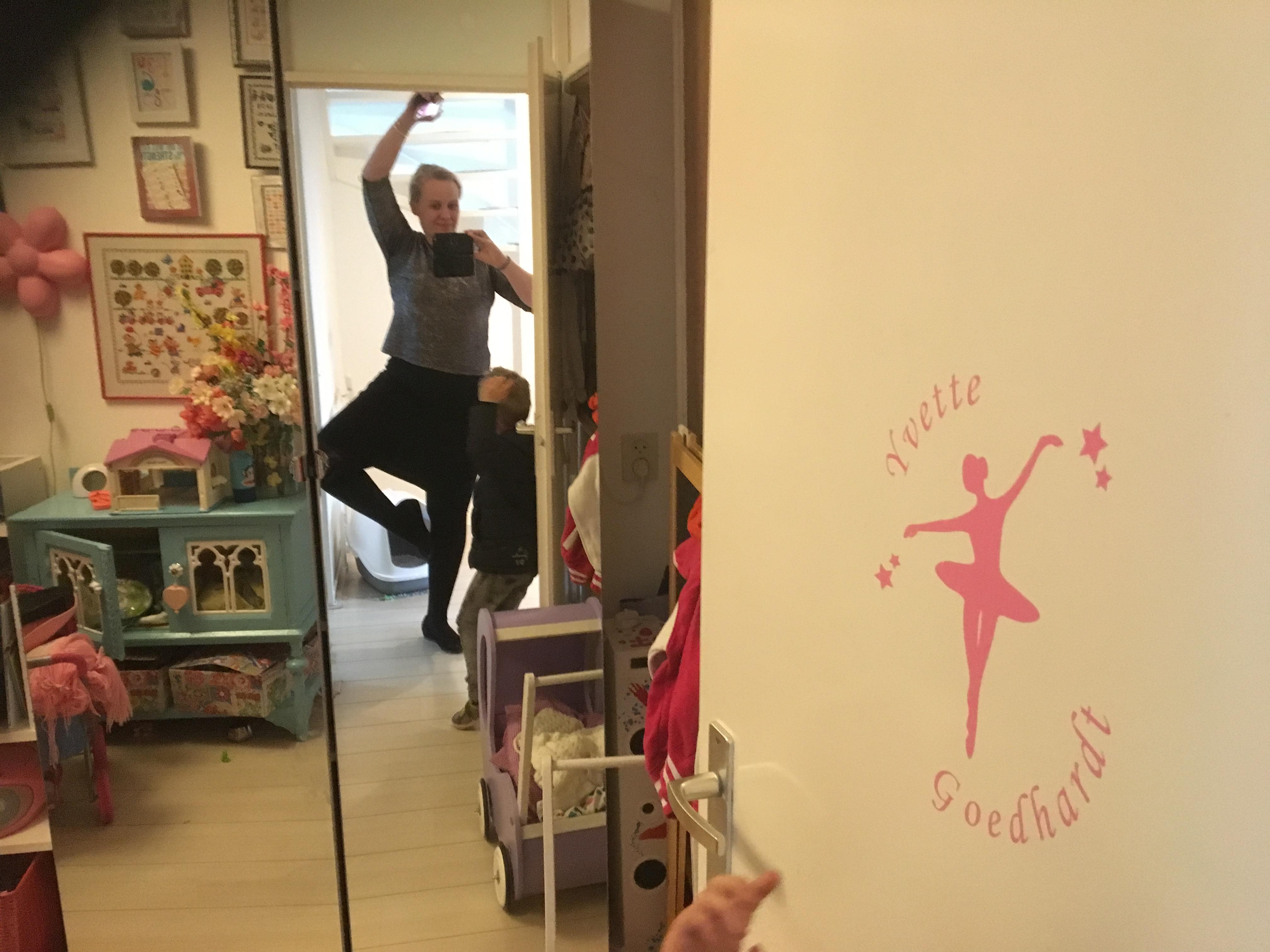 themadagen ballet yoga