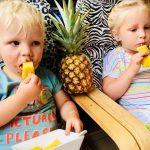 Ananas dag, vandaag staat in het teken van de mooie, sappige en supergezonde ananassen