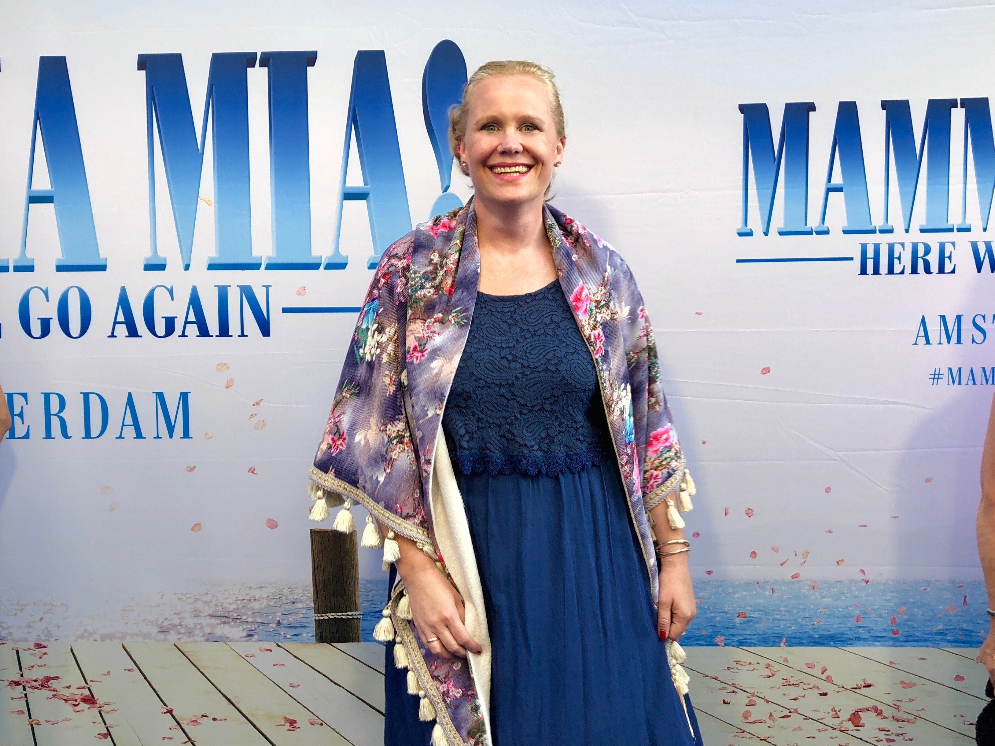 Kalokairi Mamma Mia: Here we go again