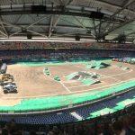 Monster Jam® neemt De Kuip in Rotterdam over! We waren omringd door bulderende motoren