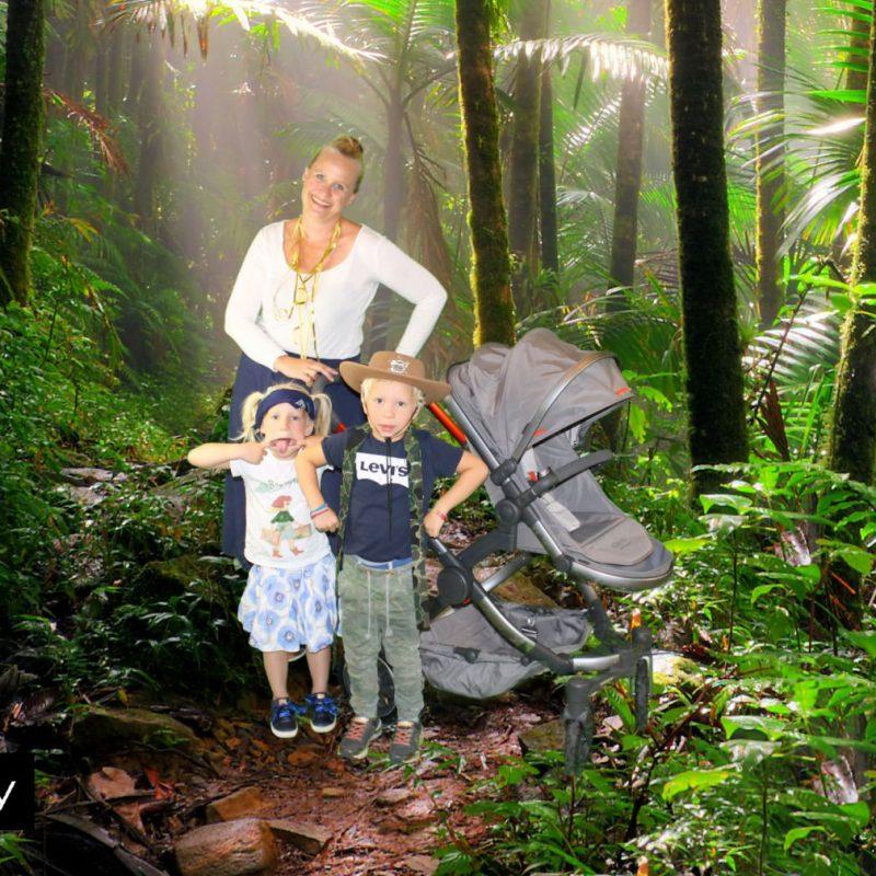 iCandy World en Land Rover introduceren Peach All-Terrain Special Edition-wandelwagen voor avontuurlijke ouders