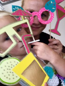 party popteenies oogbescherming Specsavers zomer
