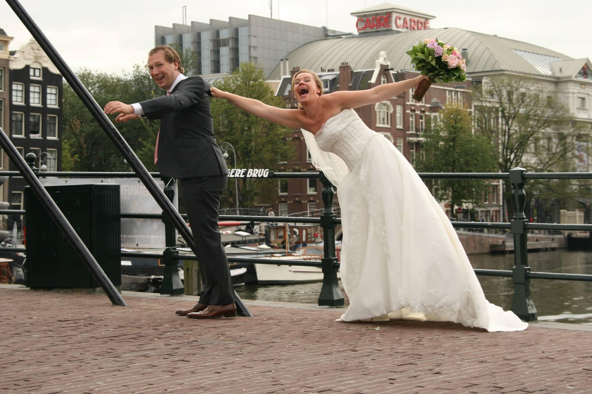 bruiloft, huwelijk bruidsjaren, bruiloft