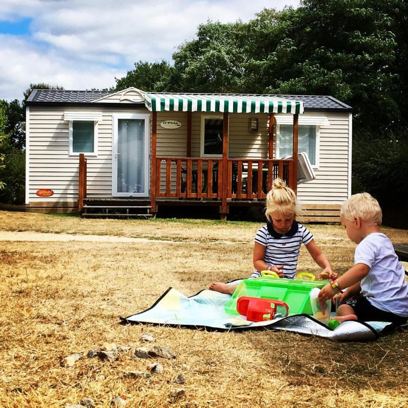 Camping Le Pin Parasol onveilig gemaakt door familie Olivette. Blog incl. review camping (2/3)