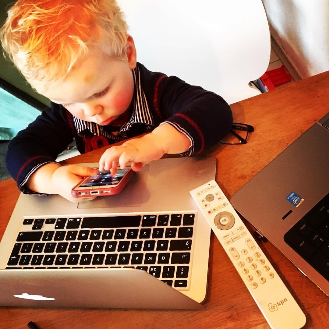 Wifi, verhuizen, laptop, verhuisbericht