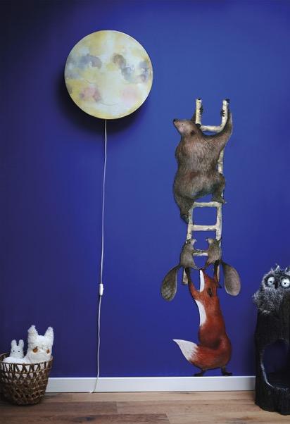 Hartendief lanceert prentenboek 'De maan moet ook een kus'