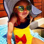 Oogbescherming wordt vaak vergeten! Kinderen met deze oogkleur moeten extra voorzichtig zijn in de zon