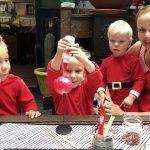 disney kerstborrel wijn kerst