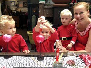 disney kerstborrel wijn