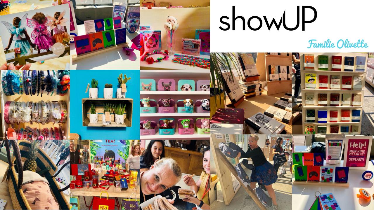 showUP: Bekende merken, nieuwe labels & jonge ontwerpers. Ook wel de meest inspirerende inkoopbeurs van het jaar!