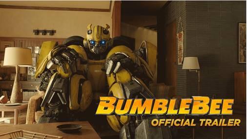 d973b0360d564e BUMBLEBEE met Hailee Steinfeld schittert vanaf 20 december in de bioscoop  in 3D. Bij het zien van de trailer wordt je al verliefd op het verhaal.