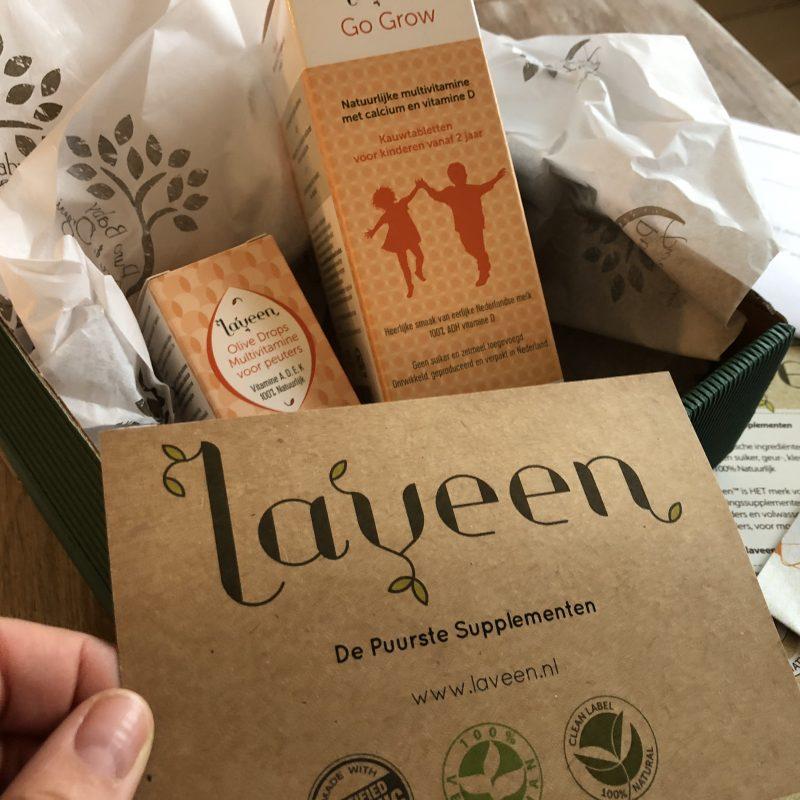 Tijd om Laveen te leren kennen! De natuurlijke voedingssupplementen