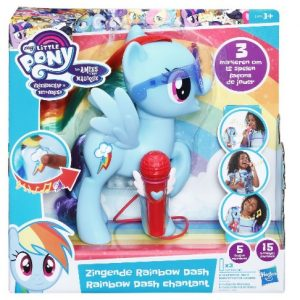 My Little Pony - Zingende Rainbow Dash