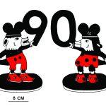 Met magische Disneykunst wordt de 90e verjaardag van Mickey door MOAM ingeluid