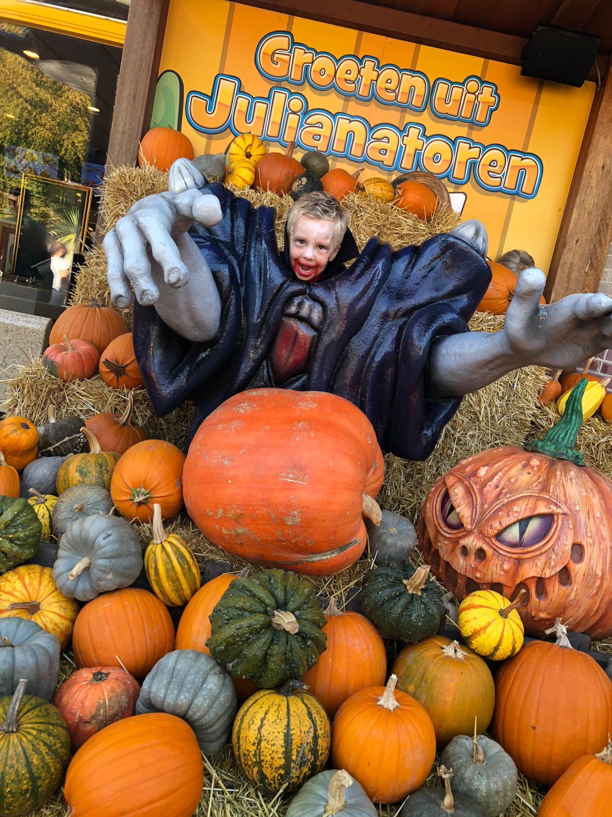 fantasiewereld griezelen halloween in de julianatoren