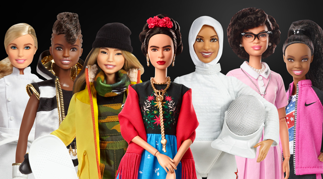 #CloseTheDreamGap: Barbie start 'Dream Gap 'project tegen gendervooroordelen