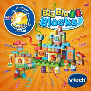 VTech Bla Bla Blocks speelhuis.