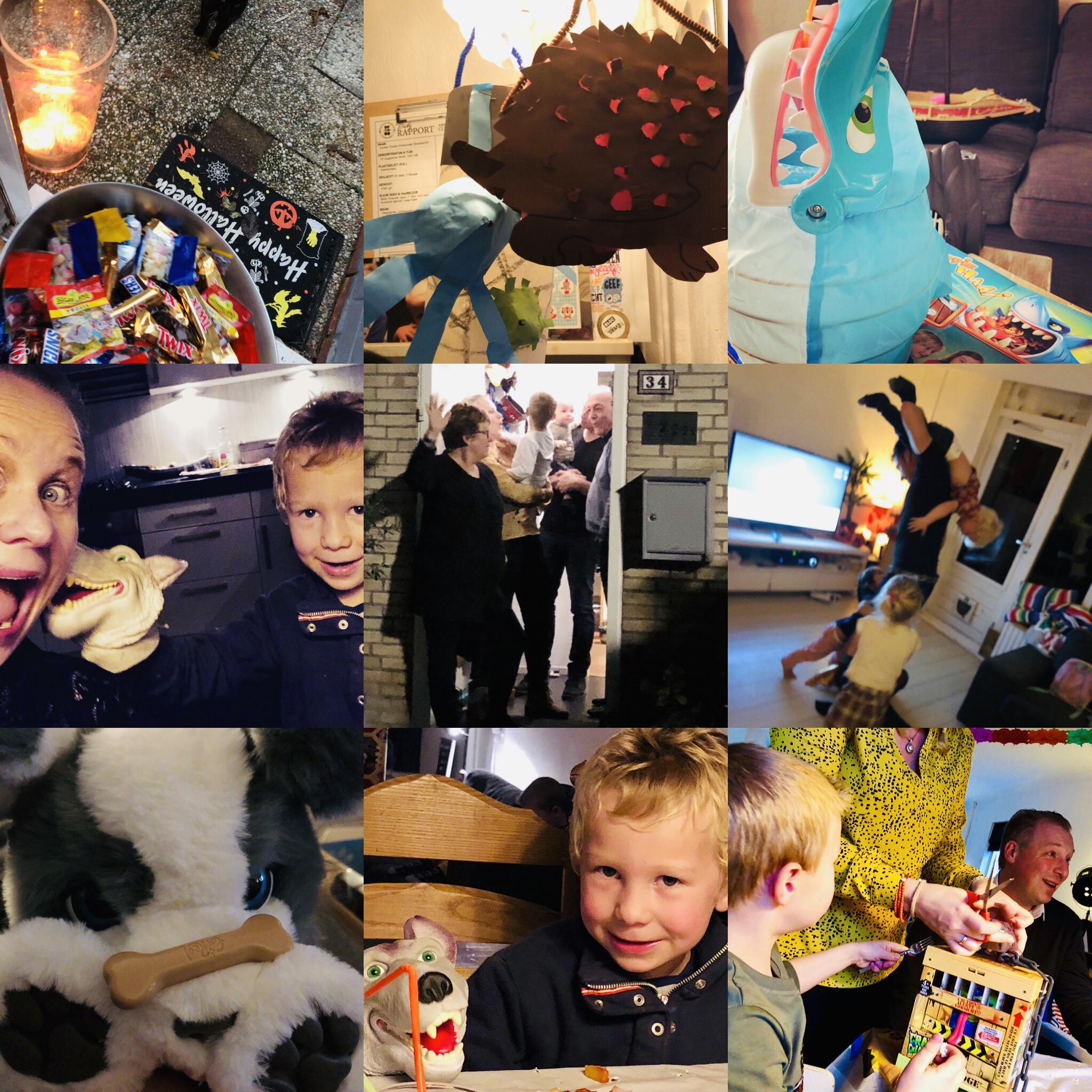 weekoverzicht speelgoed verjaardag
