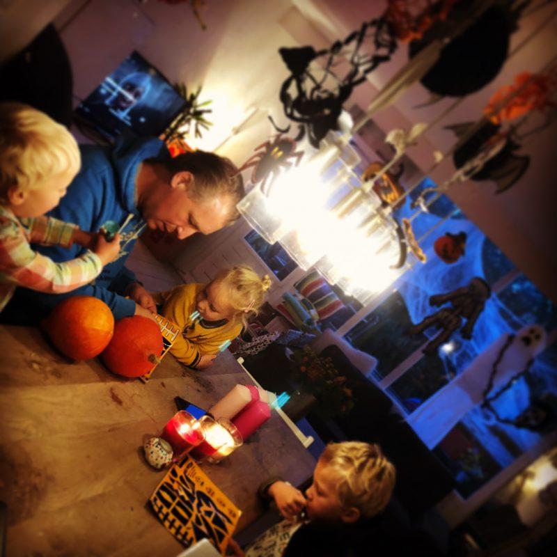 Herfstvakantie voor de kids en work mode voor papa & mama…De week vloog voorbij