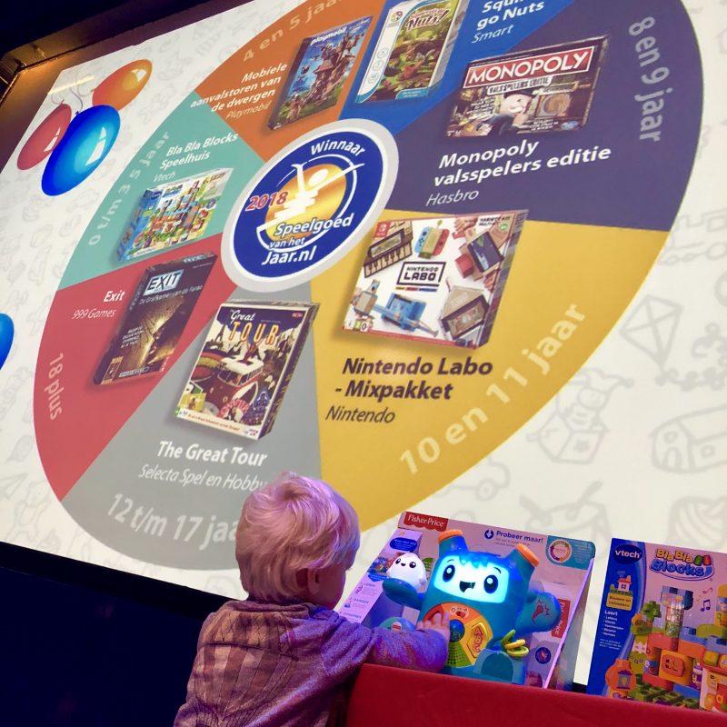 Gezelschapsspel Exit één van de winnaars van titel Speelgoed van het Jaar, benieuwd naar de andere winnaars?