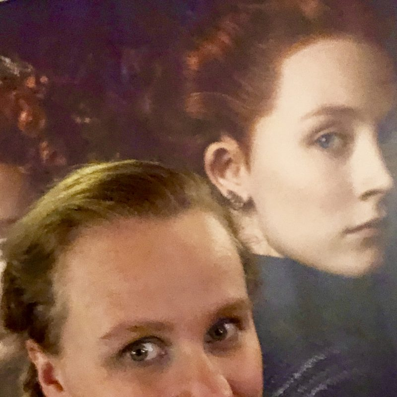 MARY QUEEN OF SCOTS Girlpower to the max! Een film naar mijn hart