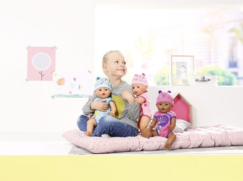 BABY born® Soft Touch, nog zachtere knuffels en realistischer rollenspel met je favoriete pop