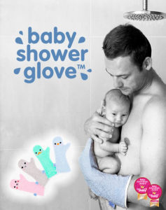 baby shower glove invented4kids