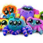 YELLIES: de schattige spinnen die voor spanning en sensatie zorgen!