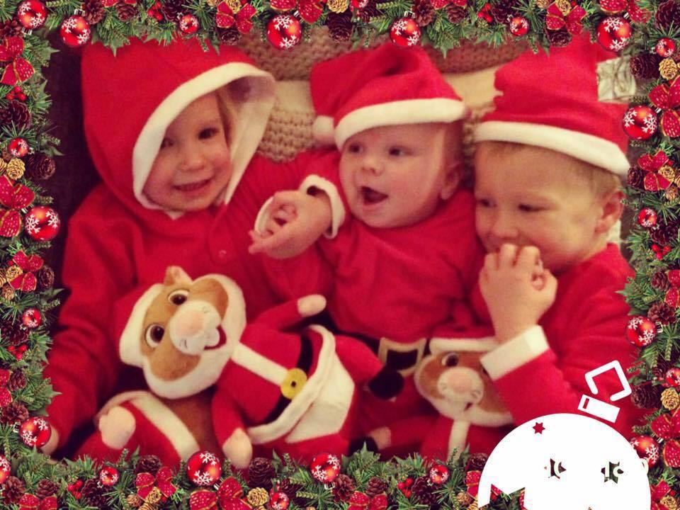 kerstcommercials, kerstkaart