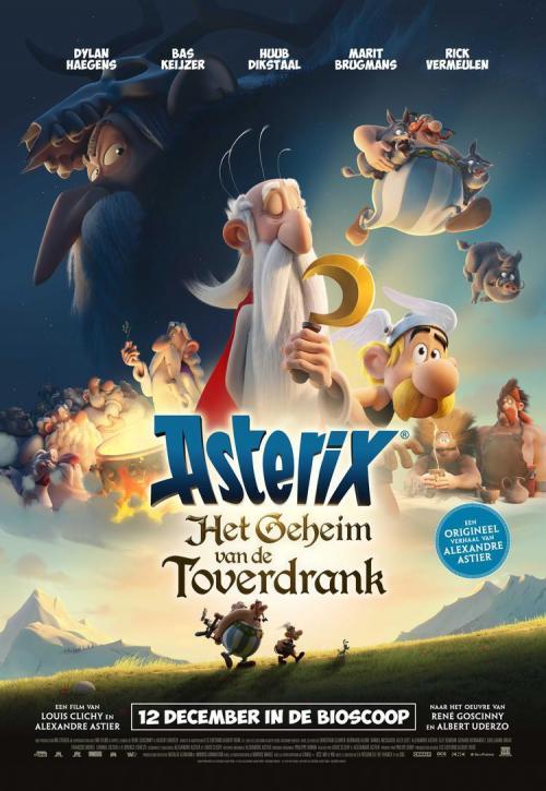 De bekende stripfiguren Asterix en Obelix nemen je mee in een nieuw avontuur!