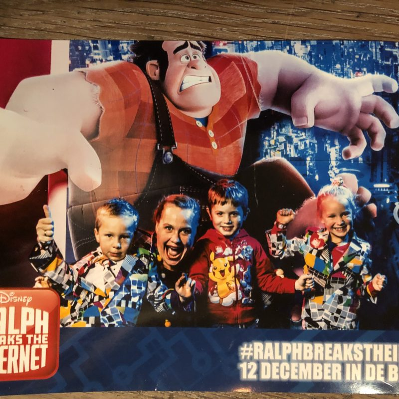 Ralph breaks the internet: WRECK IT RALPH 2 Een film om bij te smullen