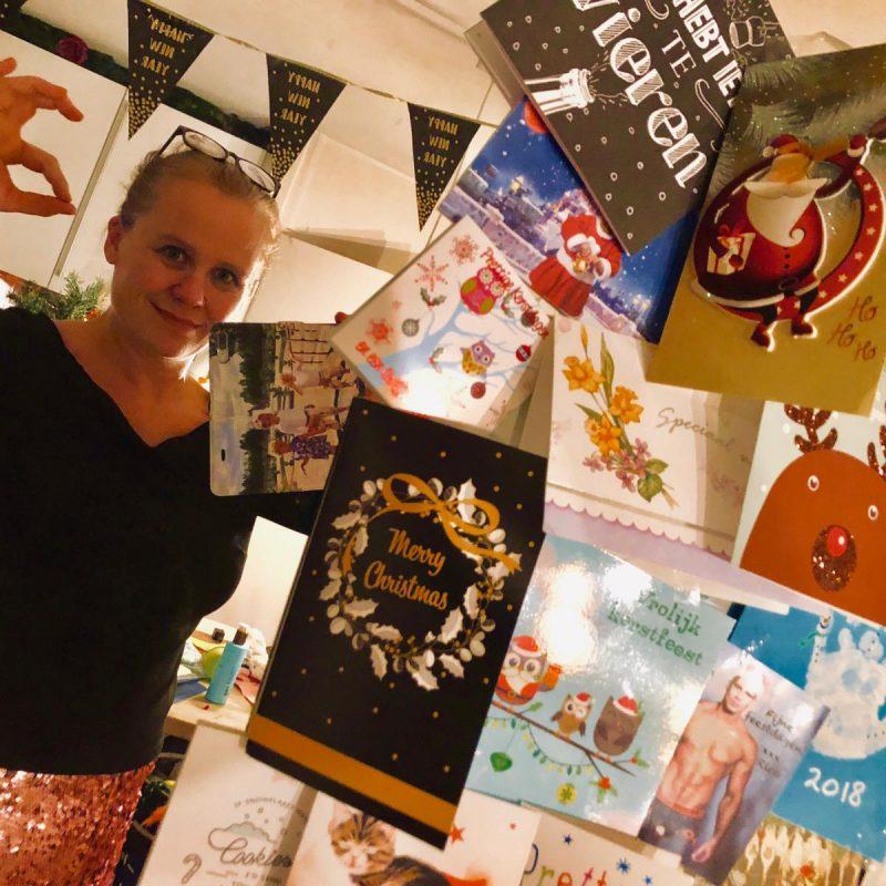 Kerstkaarten, een YAY, or NAY!? Versturen jullie het nog, of is het vergaen glorie?