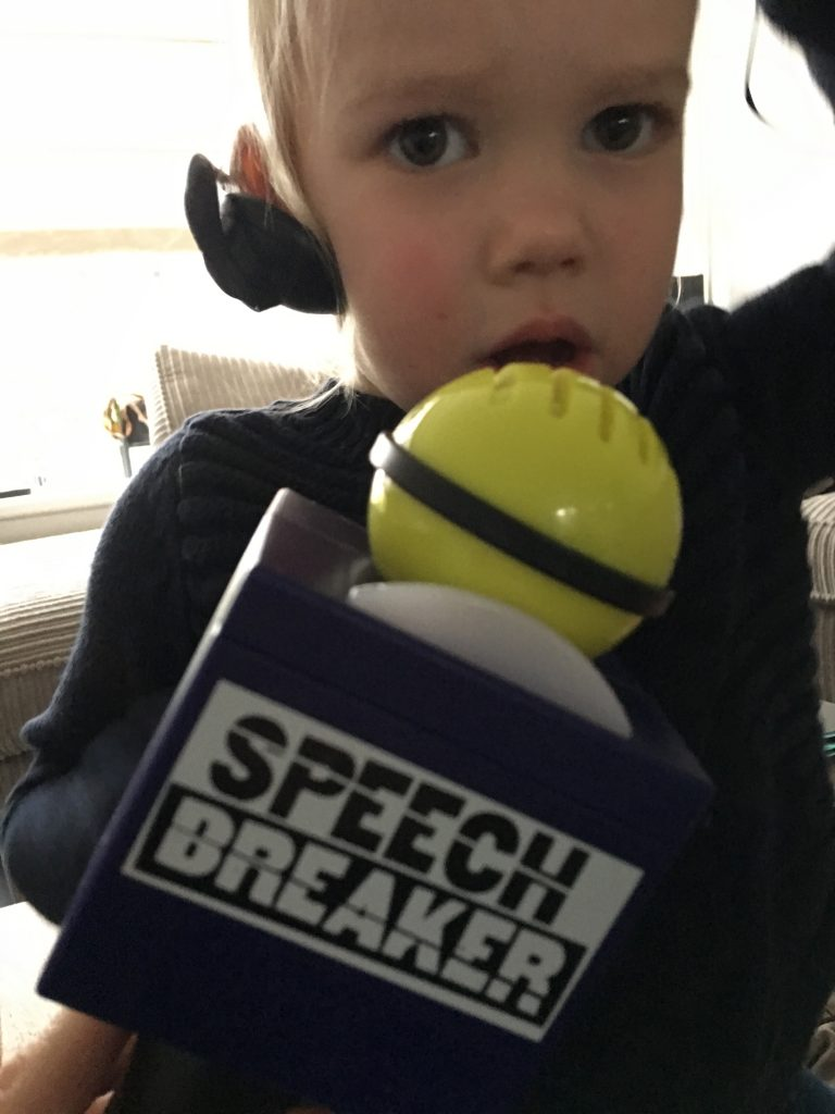 speech breaker hasbro