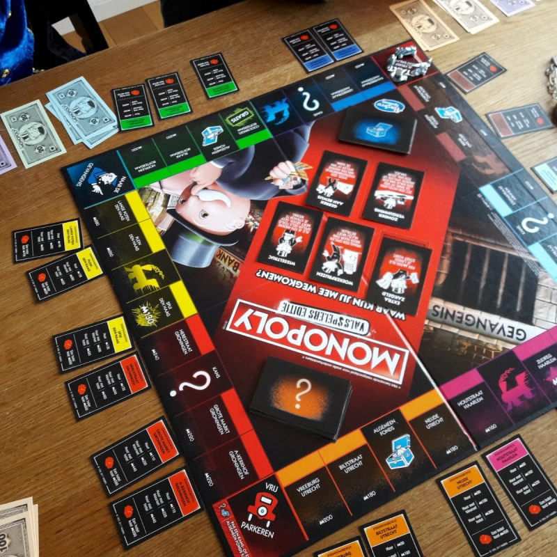 Review Monopoly 'De Vals speel editie'
