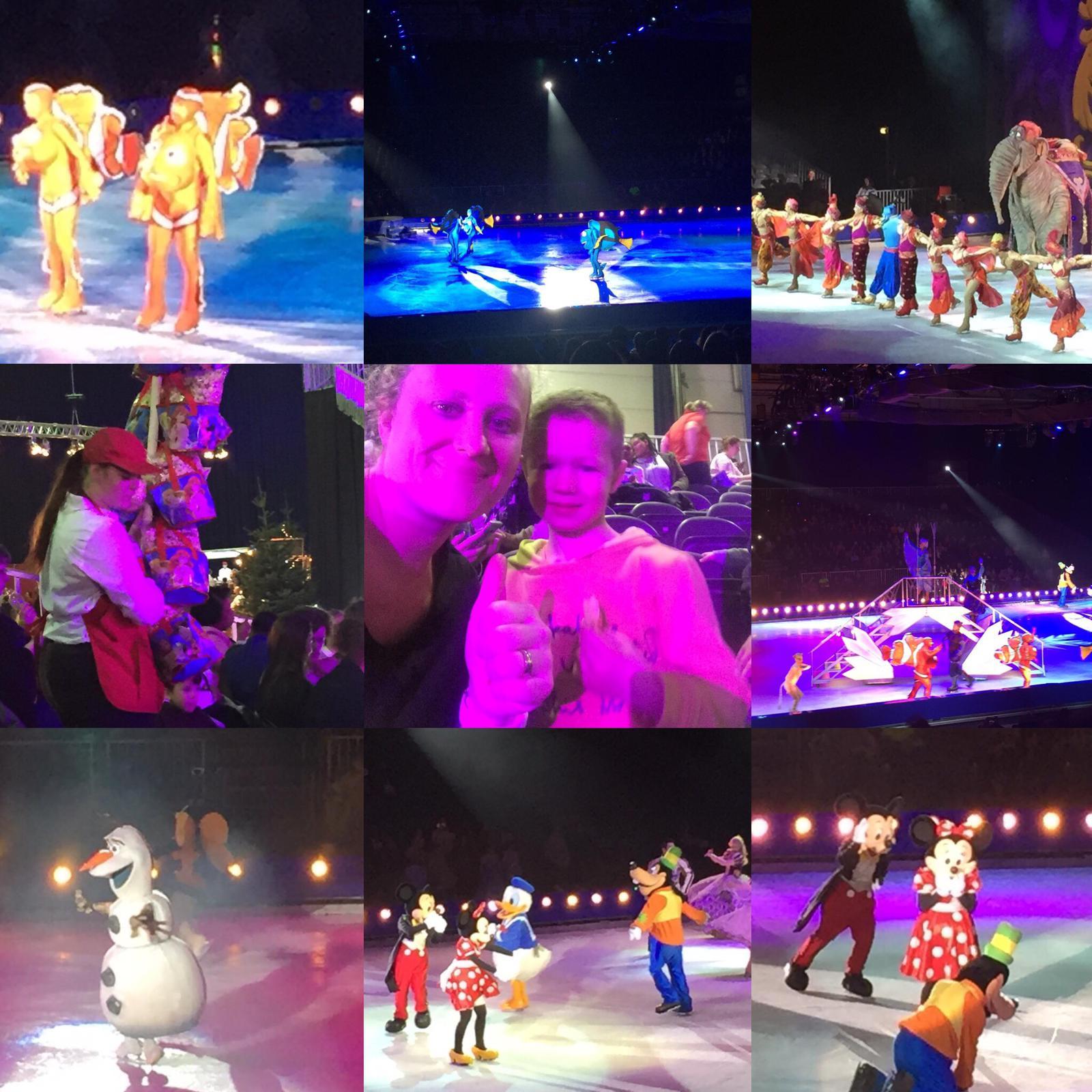 Onvergetelijke Avonturen met Disney On Ice decembermaand