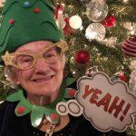 De kerstvakantie bestond uit kerstkaarten, kerst, uitjes, familie, vriendjes en vriendinnetjes