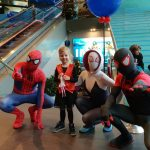 Premiere Spider-Man: Into the Spider-Verse, met niemand minder dan Ronnie Flex als Spider-Man