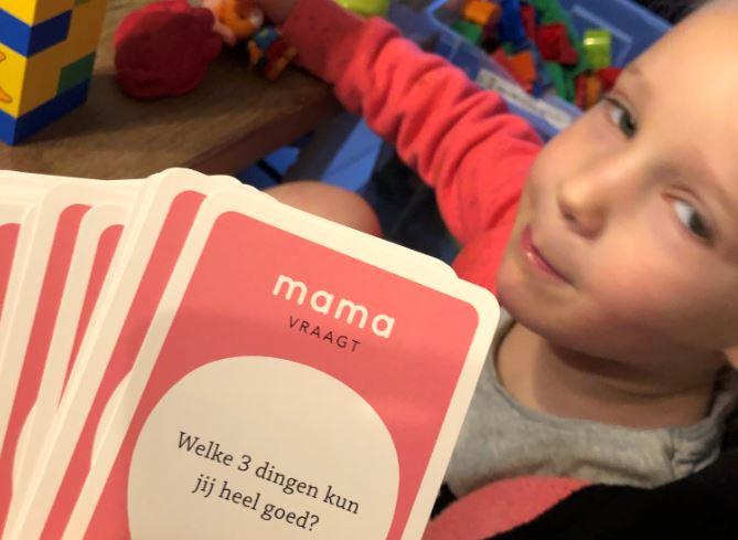 VRAAG MAAR! Vragenspellen voor jou en je kind voor persoonlijke gesprekken met diepgang
